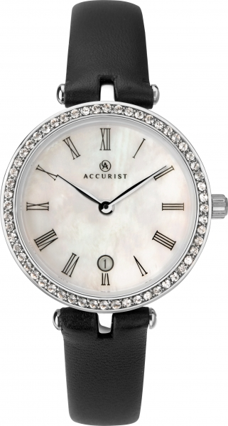 Robert James Jewellers is an authorised Accurist online stockist